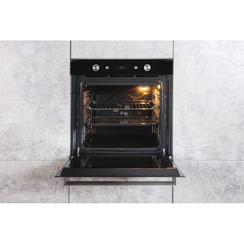 Hotpoint-OVEN-Built-in-SI7-864-SC-IX-Electric-A--Lifestyle-frontal-open