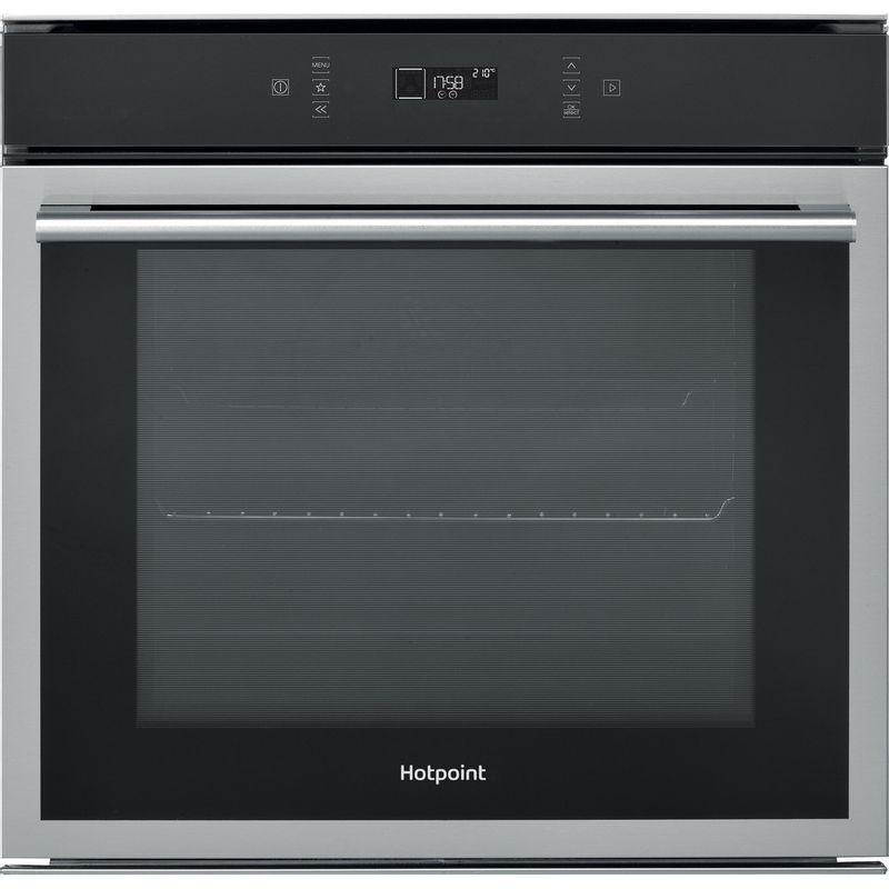 Hotpoint-OVEN-Built-in-SI6-874-SC-IX-Electric-A--Frontal