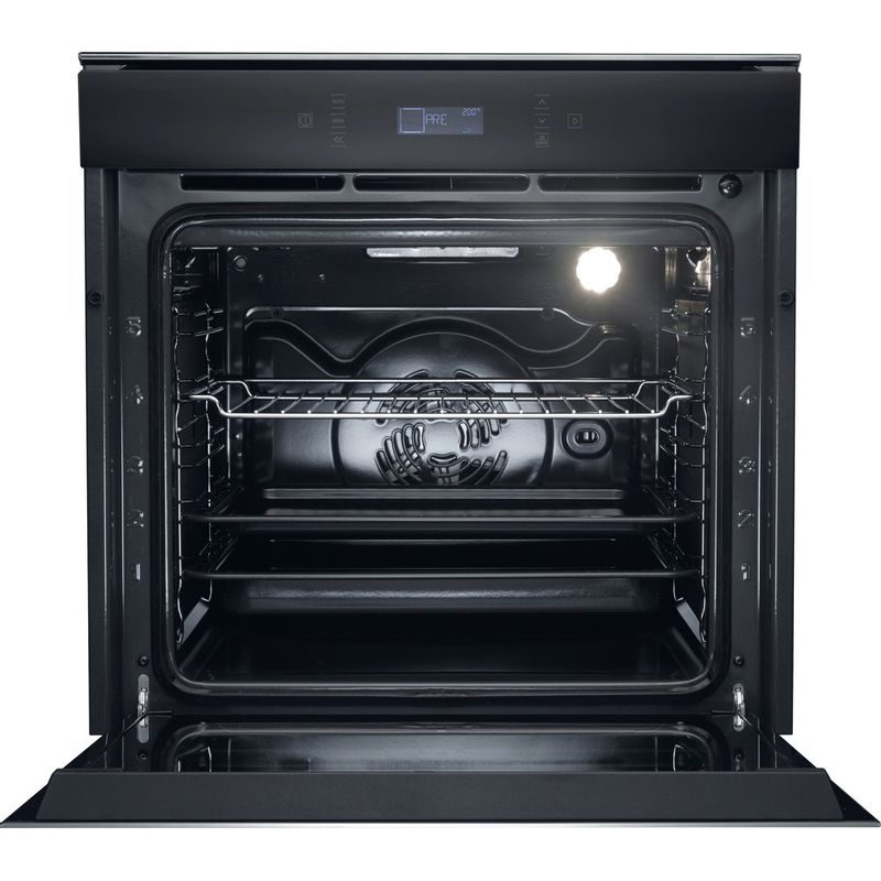 Hotpoint-OVEN-Built-in-SI6-874-SC-IX-Electric-A--Frontal-open