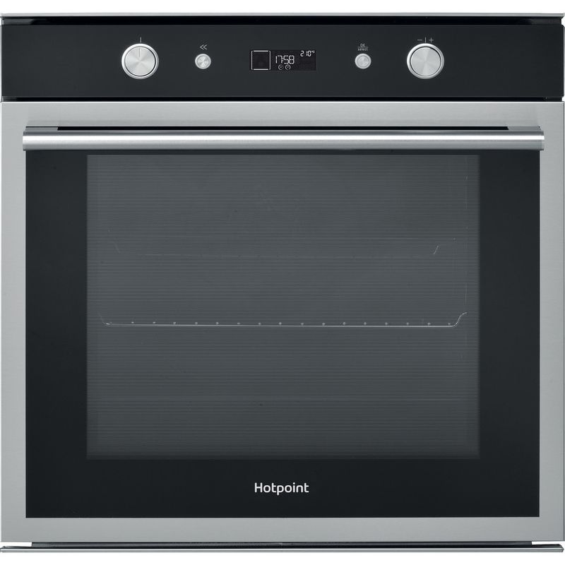 Hotpoint-OVEN-Built-in-SI6-864-SH-IX-Electric-A--Frontal
