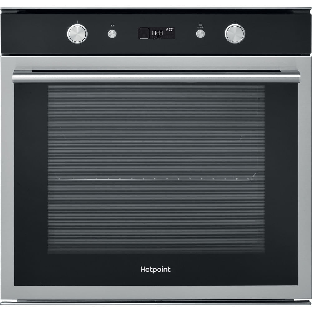 Hotpoint Built in Oven SI6 864 SH IX : discover the specifications of our home appliances and bring the innovation into your house and family.