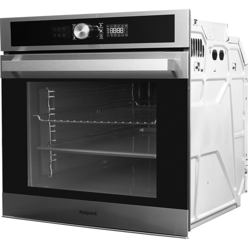 Hotpoint-OVEN-Built-in-SI5-851-H-IX-Electric-A--Perspective