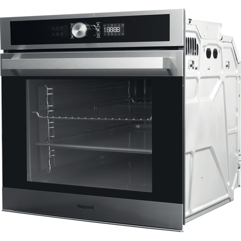 Hotpoint-OVEN-Built-in-SI5-851-C-IX-Electric-A--Perspective