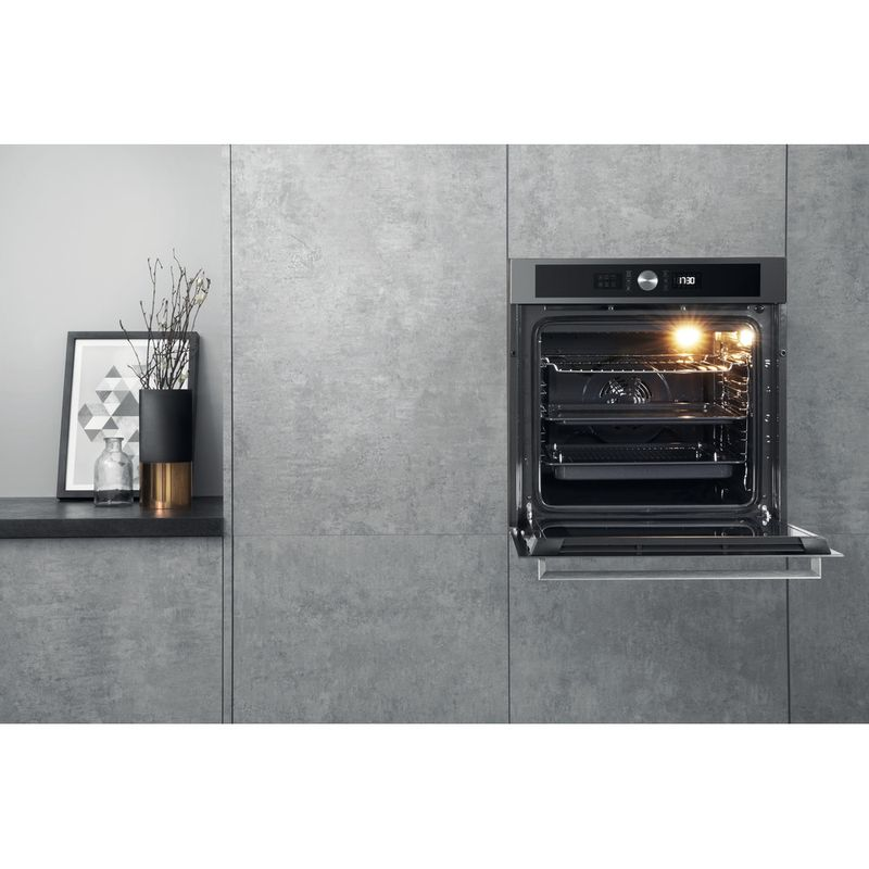 Hotpoint-OVEN-Built-in-SI5-851-C-IX-Electric-A--Lifestyle-frontal-open