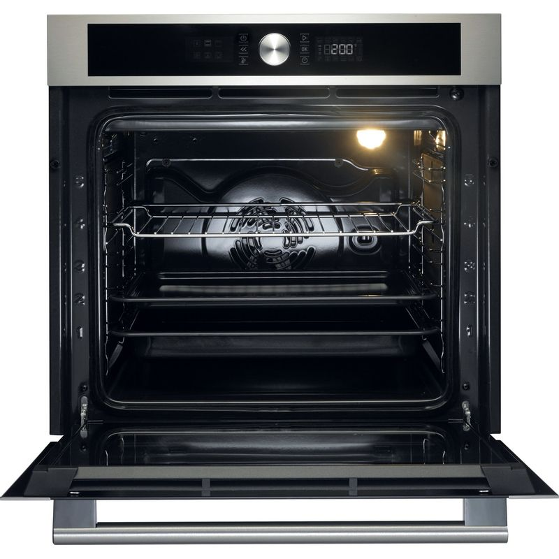 Hotpoint-OVEN-Built-in-SI4-854-H-IX-Electric-A--Frontal-open