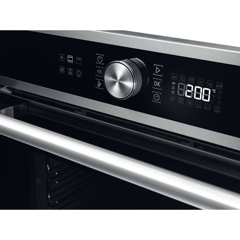 Hotpoint-OVEN-Built-in-SI4-854-H-IX-Electric-A--Control-panel