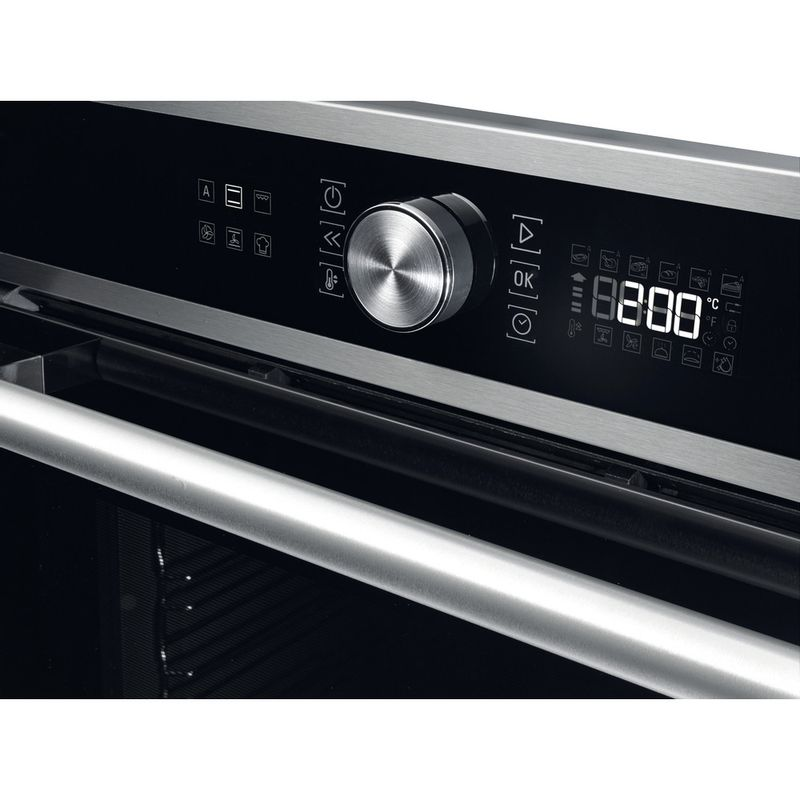 Hotpoint-OVEN-Built-in-SI4-854-C-IX-Electric-A--Control-panel