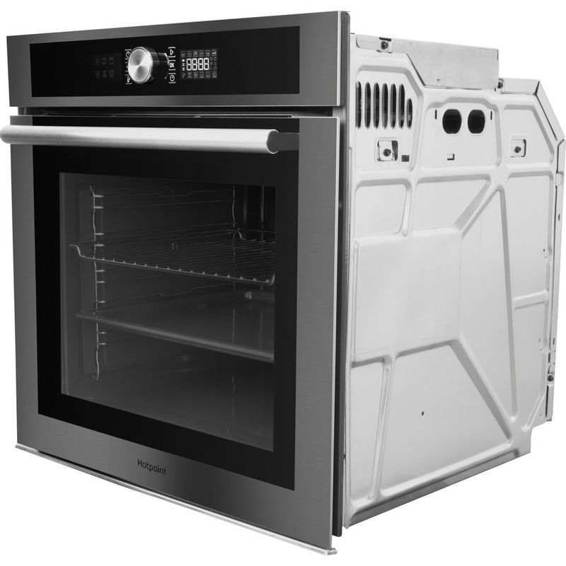 Hotpoint-OVEN-Built-in-SI4-854-P-IX-Electric-A--Perspective