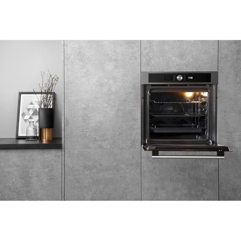 Hotpoint-OVEN-Built-in-SI4-854-P-IX-Electric-A--Lifestyle-frontal-open