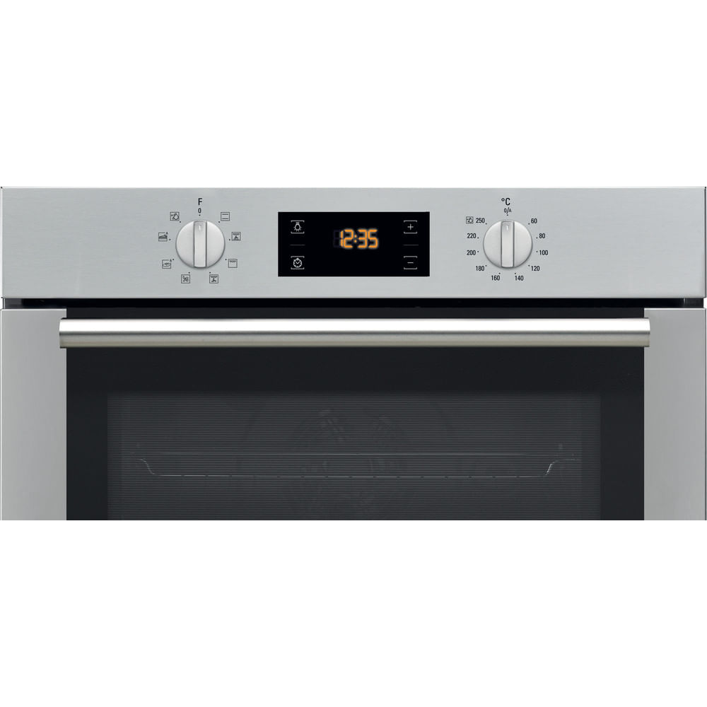 Hotpoint Built in Oven SA4 544 H IX : discover the specifications of our home appliances and bring the innovation into your house and family.