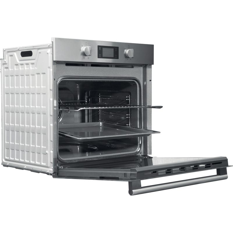 Hotpoint-OVEN-Built-in-SA4-544-H-IX-Electric-A-Perspective-open