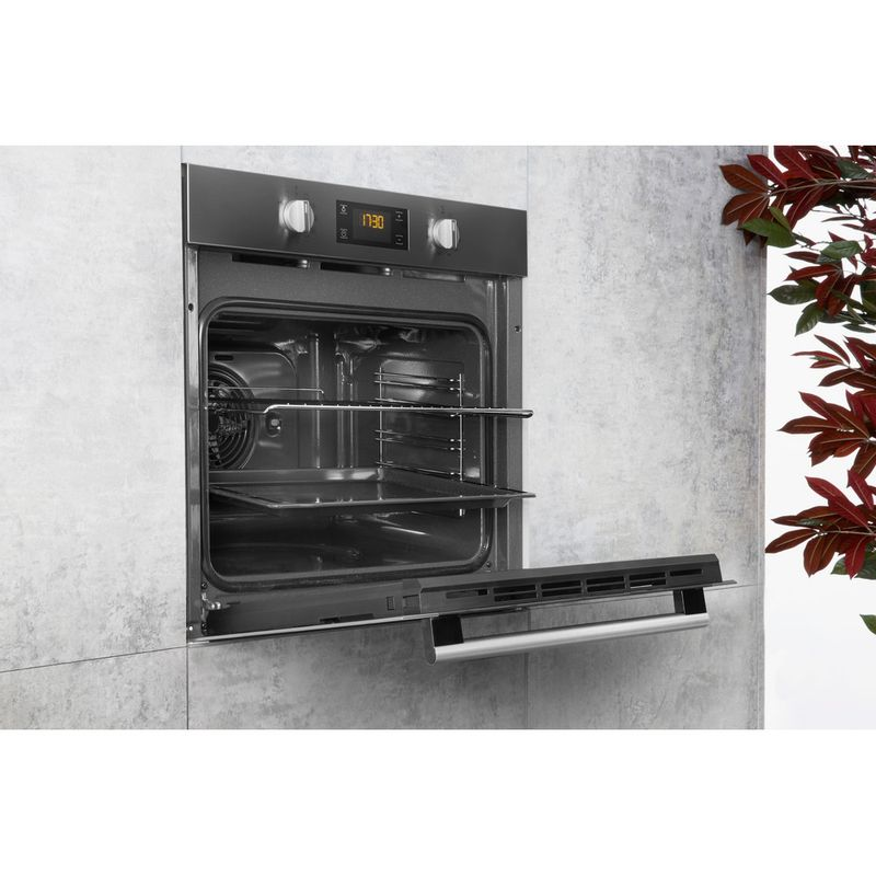 Hotpoint-OVEN-Built-in-SA4-844-P-IX-Electric-A--Lifestyle-perspective-open