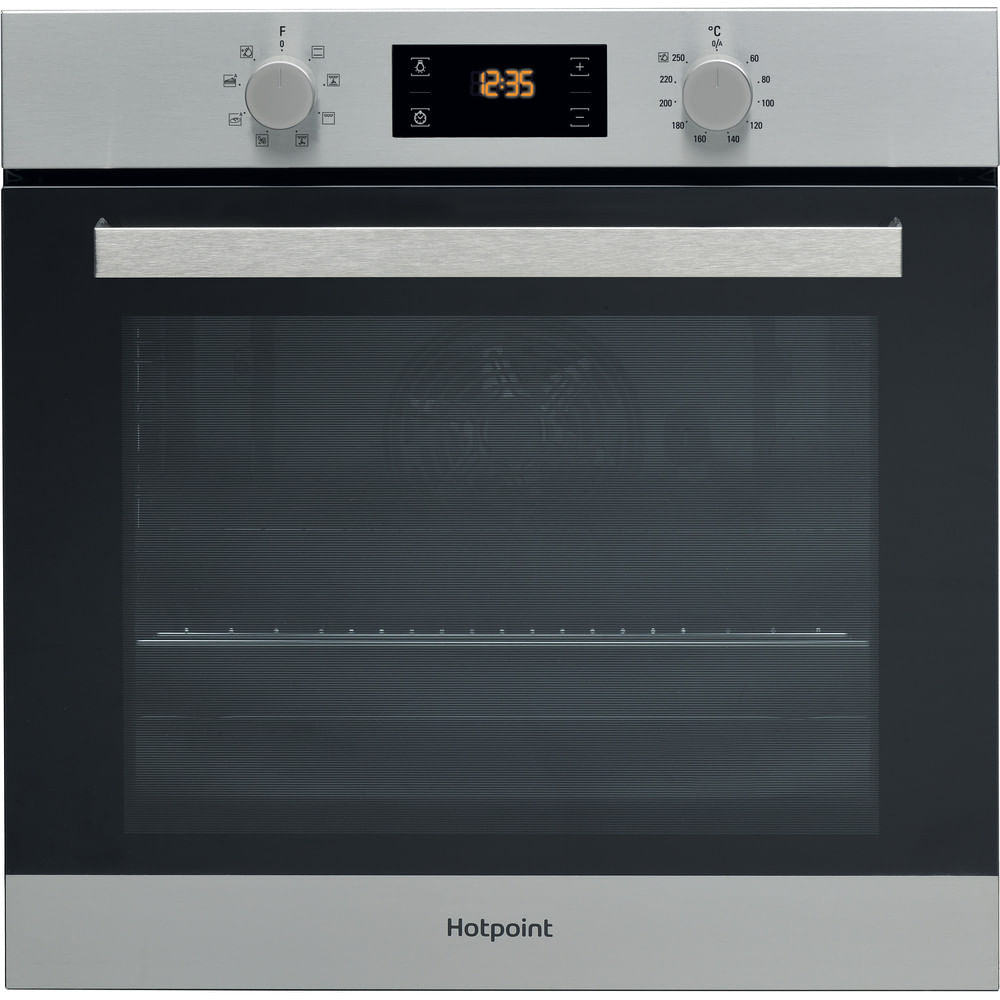 Hotpoint Built in Oven SA3 540 H IX : discover the specifications of our home appliances and bring the innovation into your house and family.
