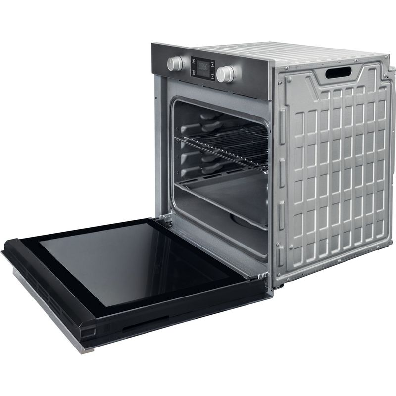 Hotpoint-OVEN-Built-in-SA3-540-H-IX-Electric-A-Perspective-open