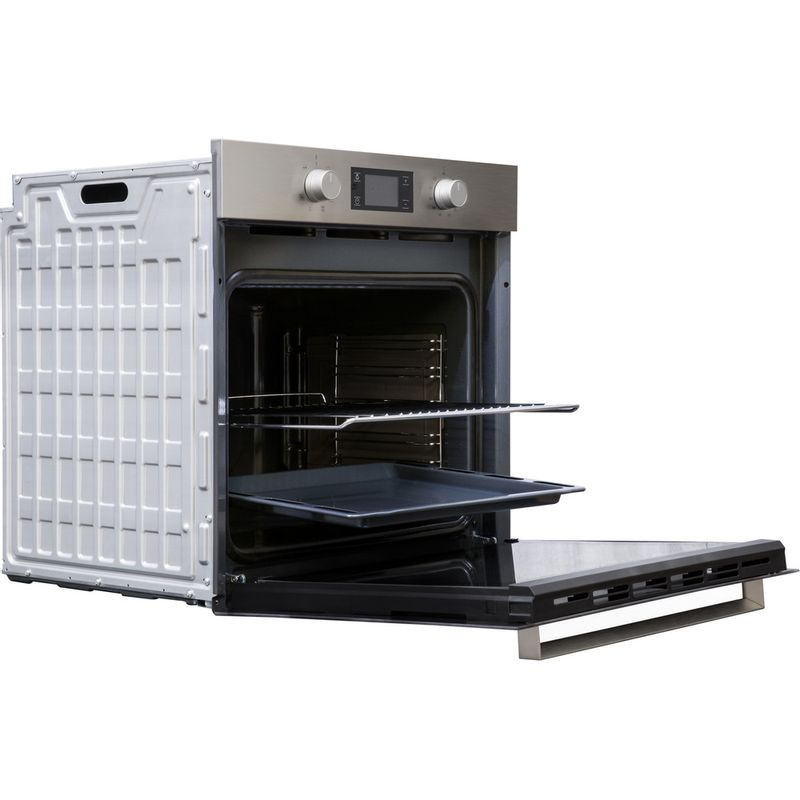 Hotpoint-OVEN-Built-in-SA3-544-C-IX-Electric-A-Perspective-open