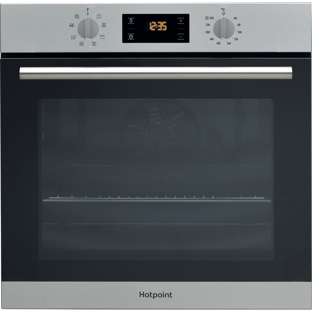 Hotpoint Built in Oven SA2 540 H IX : discover the specifications of our home appliances and bring the innovation into your house and family.
