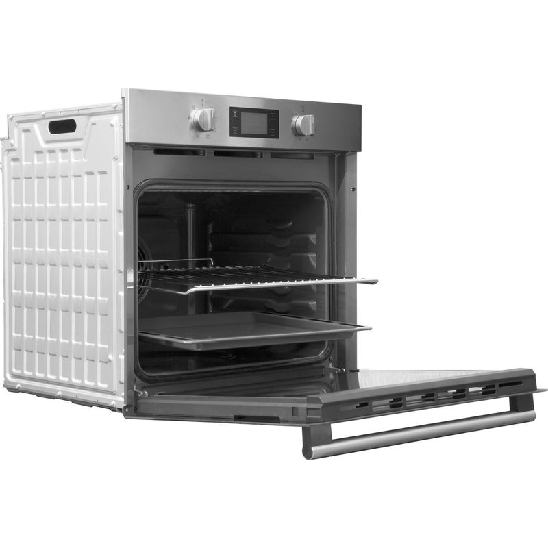 Hotpoint-OVEN-Built-in-SA2-540-H-IX-Electric-A-Perspective-open