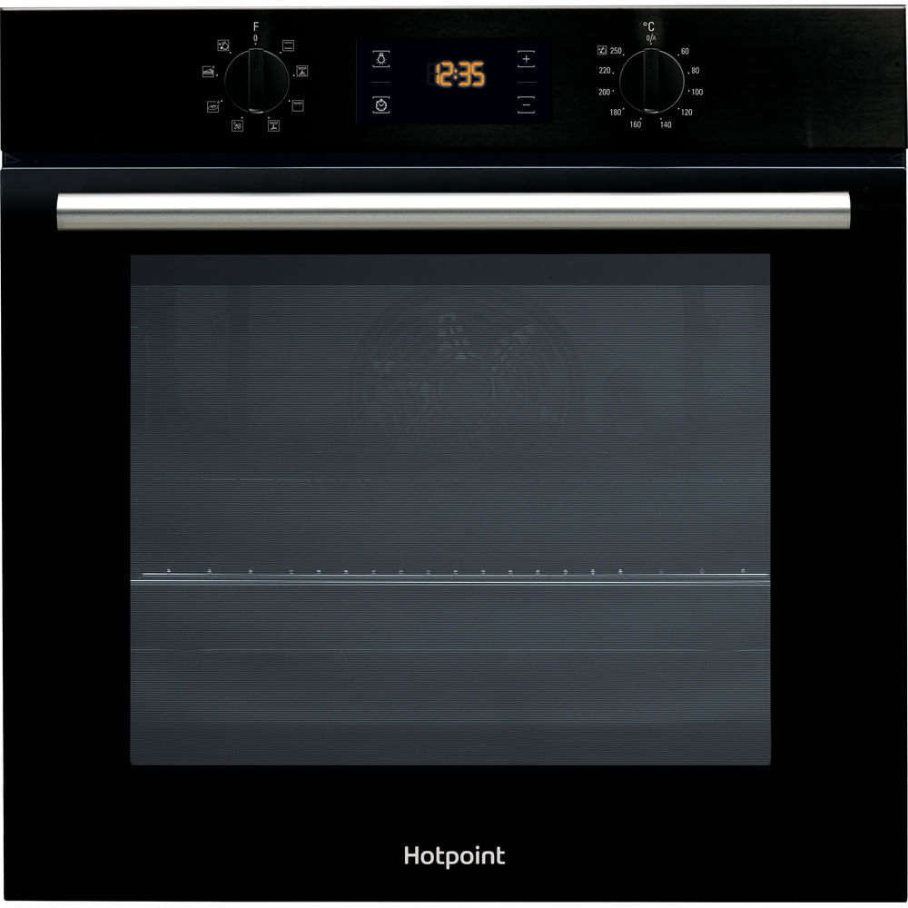 Hotpoint Built in Oven SA2 540 H BL : discover the specifications of our home appliances and bring the innovation into your house and family.