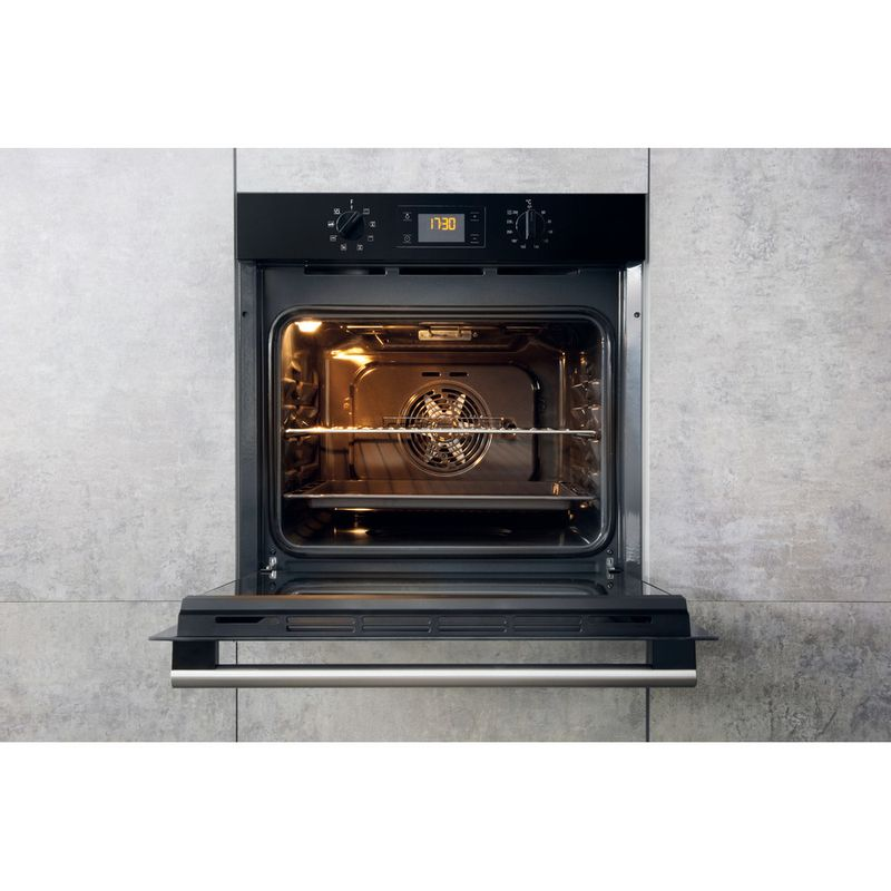 Hotpoint-OVEN-Built-in-SA2-540-H-BL-Electric-A-Lifestyle-frontal-open