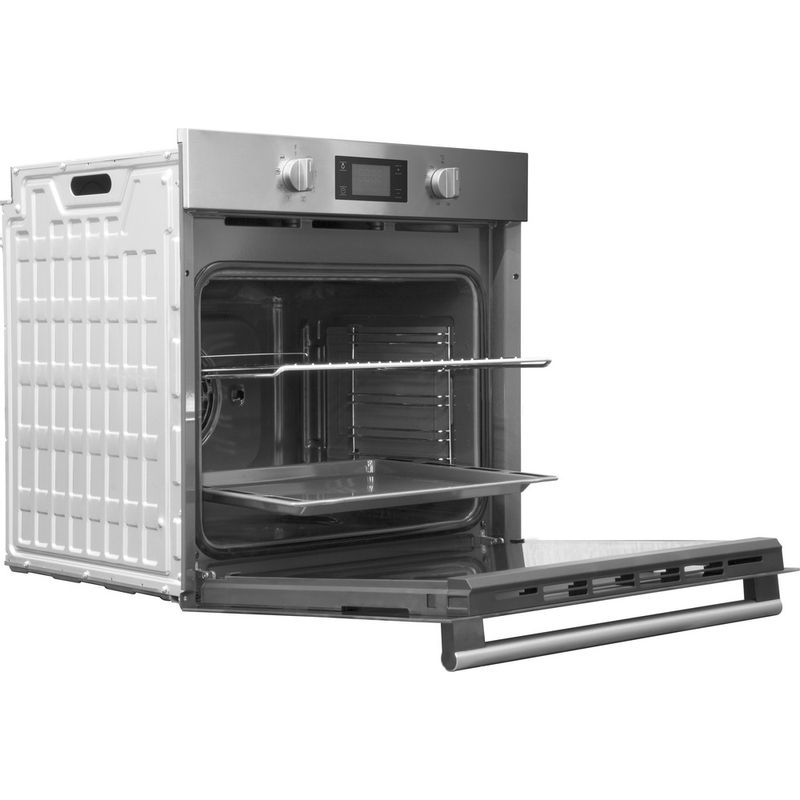 Hotpoint-OVEN-Built-in-SA2-544-C-IX-Electric-A-Perspective-open