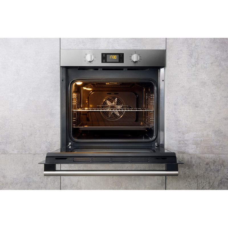 Hotpoint-OVEN-Built-in-SA2-544-C-IX-Electric-A-Lifestyle-frontal-open