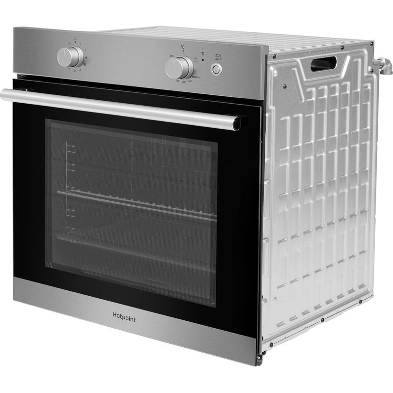 Hotpoint-OVEN-Built-in-GA2-124-IX-GAS-A--Perspective