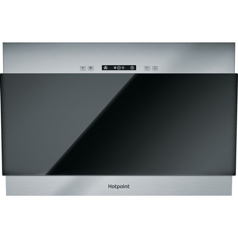 Hotpoint-HOOD-Built-in-PHVP-6.4F-AL-K-Black-Wall-mounted-Electronic-Frontal