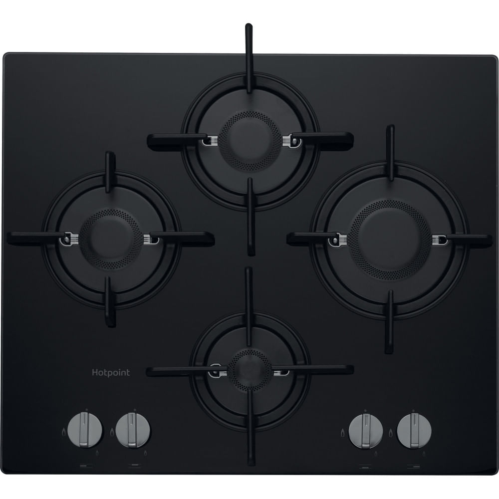 Hotpoint Gas Hob FTGHG 641 D/H(BK) : discover the specifications of our home appliances and bring the innovation into your house and family.