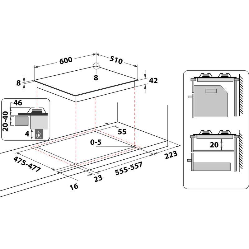 Hotpoint-HOB-FTGHG-641-D-H-BK--Black-GAS-Technical-drawing