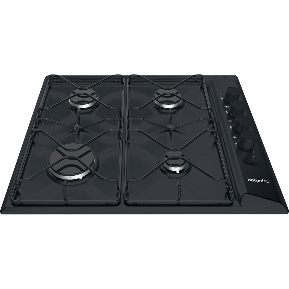 Hotpoint Gas Hob PAS 642 /H(BK) : discover the specifications of our home appliances and bring the innovation into your house and family.