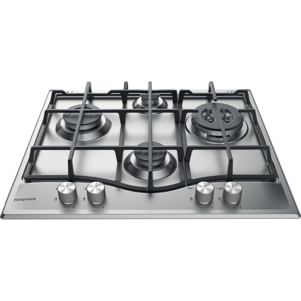 Hotpoint Gas Hob PCN 641 T/IX/H : discover the specifications of our home appliances and bring the innovation into your house and family.