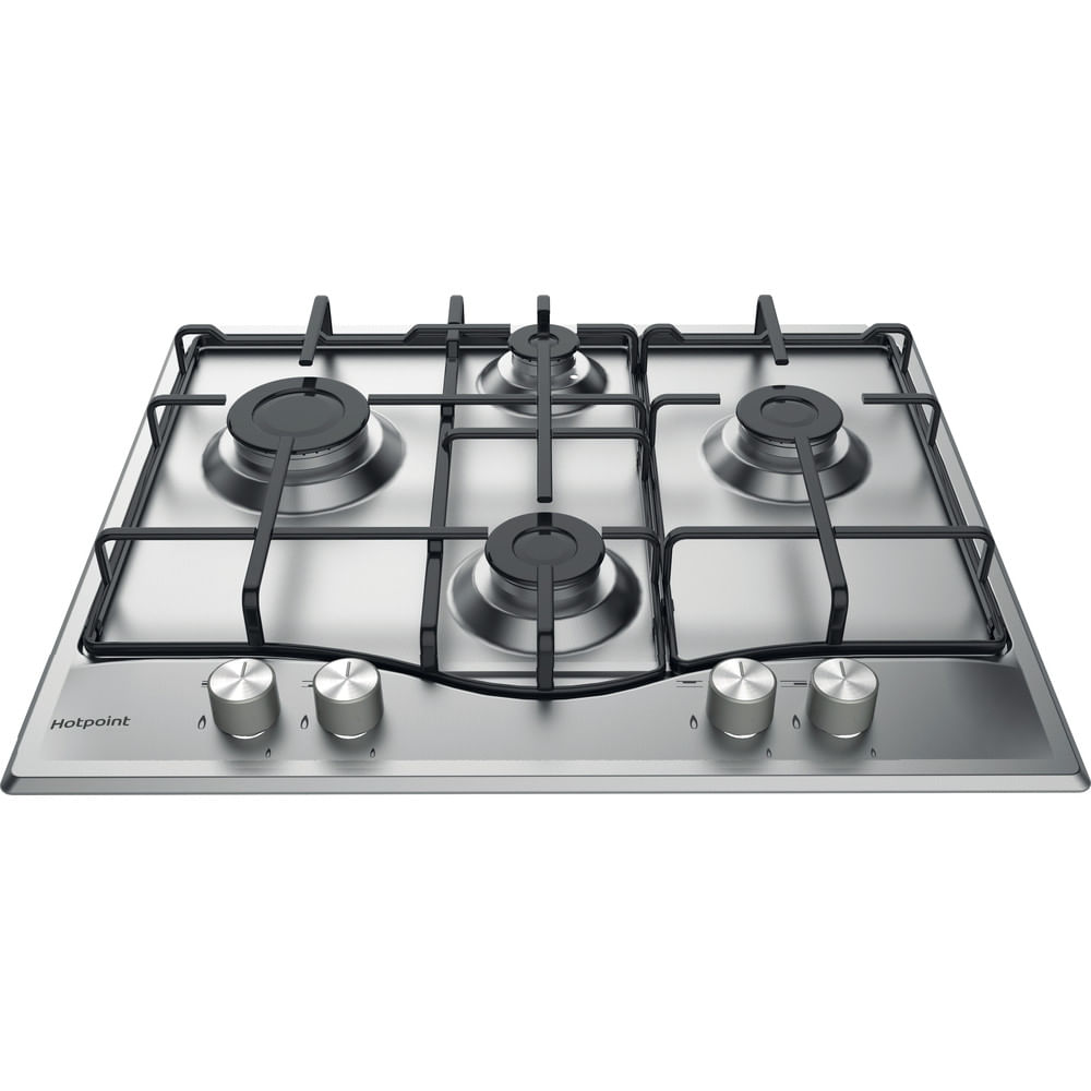 Hotpoint Gas Hob PCN 642 IX/H : discover the specifications of our home appliances and bring the innovation into your house and family.