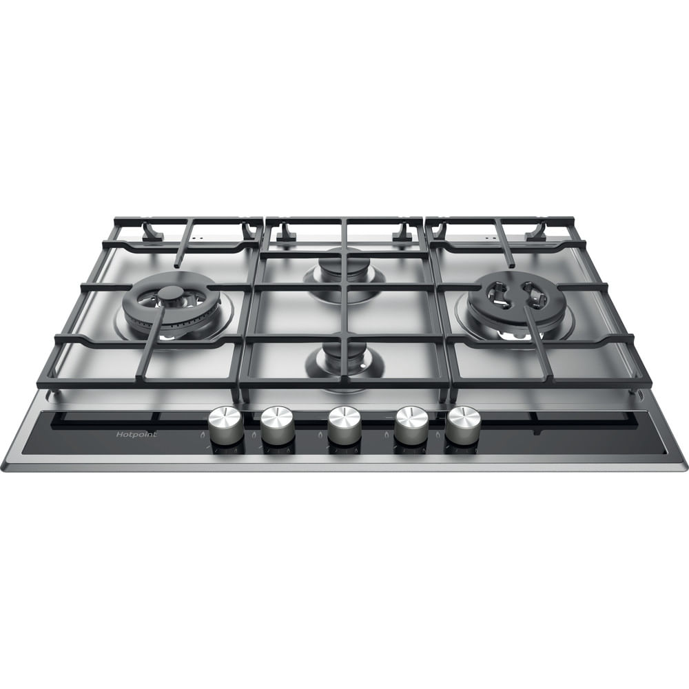 Hotpoint Gas Hob PKLL 741 T/D2/IX/H : discover the specifications of our home appliances and bring the innovation into your house and family.