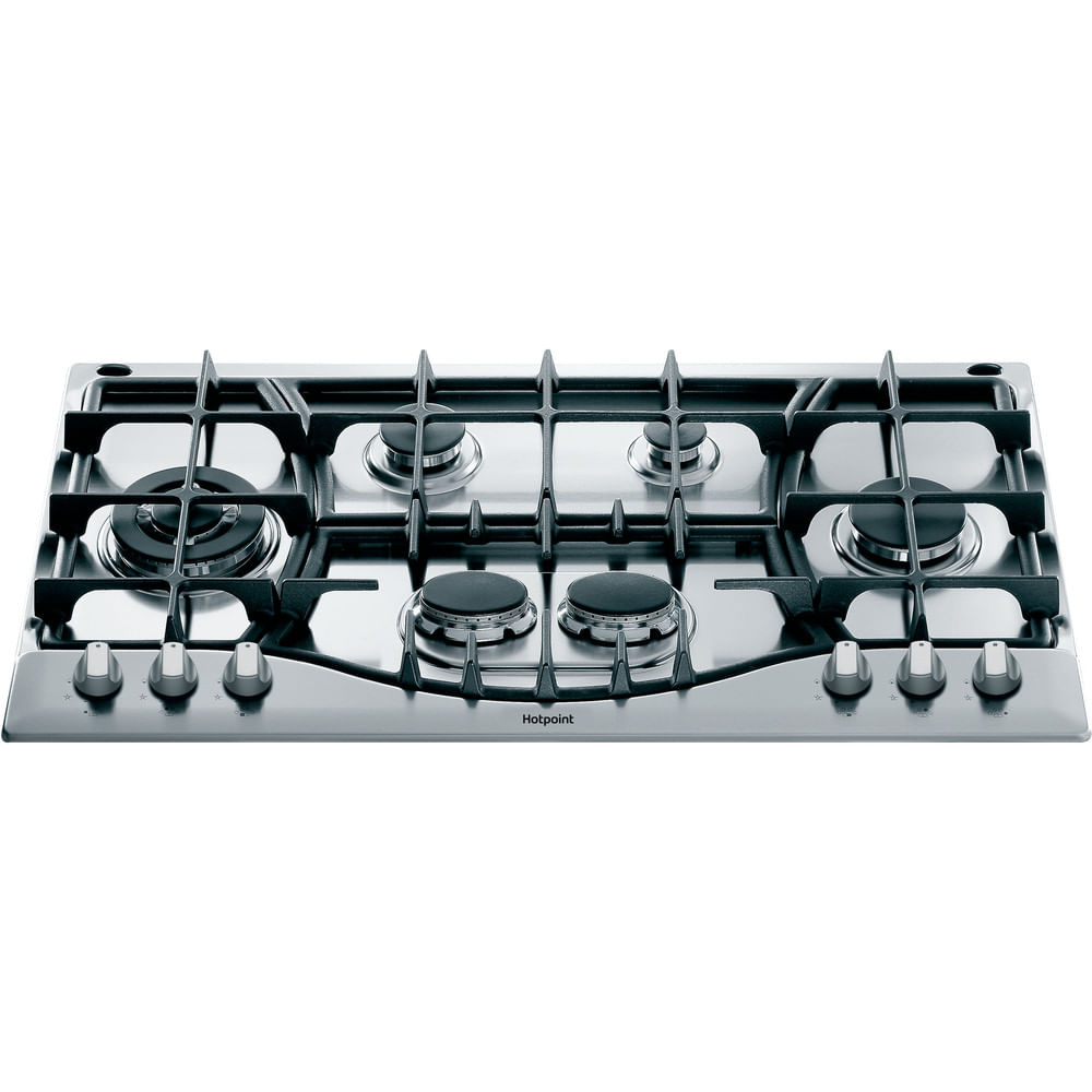 Hotpoint Gas Hob PHC 961 TS/IX/H : discover the specifications of our home appliances and bring the innovation into your house and family.