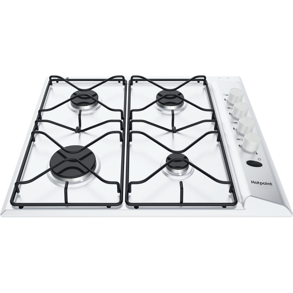 Hotpoint Gas Hob PAS 642 /H(WH) : discover the specifications of our home appliances and bring the innovation into your house and family.