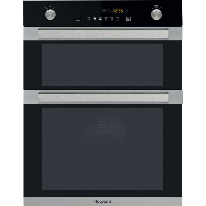 Hotpoint-Double-oven-DXD7-912-C-IX-Inox-A-Frontal