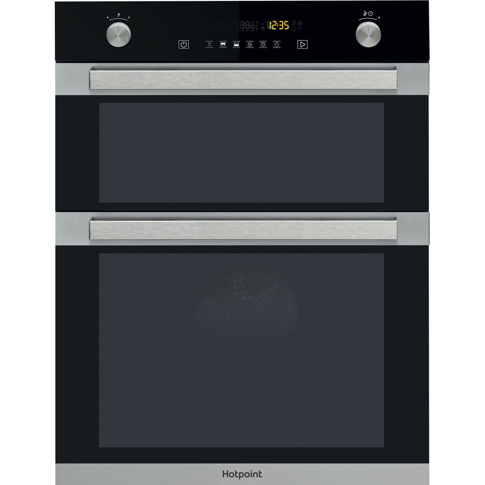 Hotpoint Built in double oven DXD7 912 C IX : discover the specifications of our home appliances and bring the innovation into your house and family.