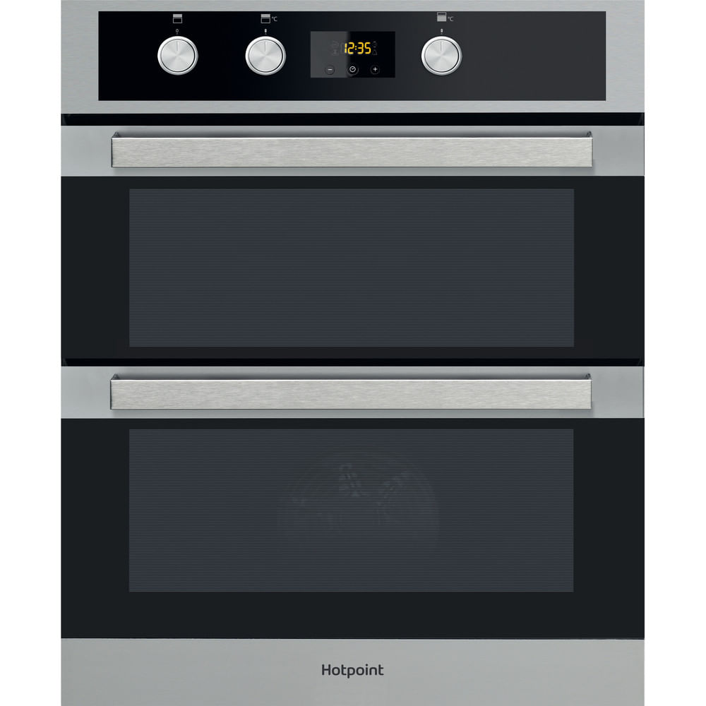 Hotpoint Built in double oven DKU5 541 J C IX : discover the specifications of our home appliances and bring the innovation into your house and family.