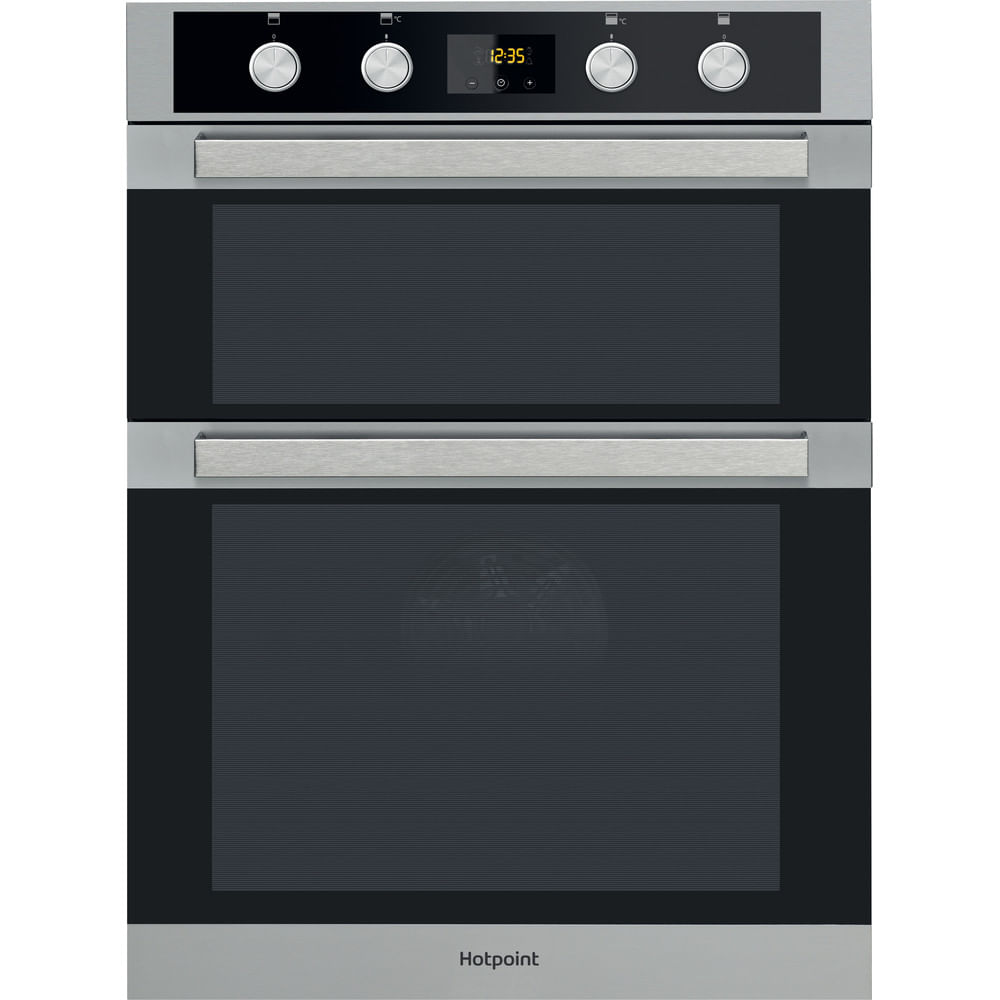 Hotpoint Built in double oven DKD5 841 J C IX : discover the specifications of our home appliances and bring the innovation into your house and family.