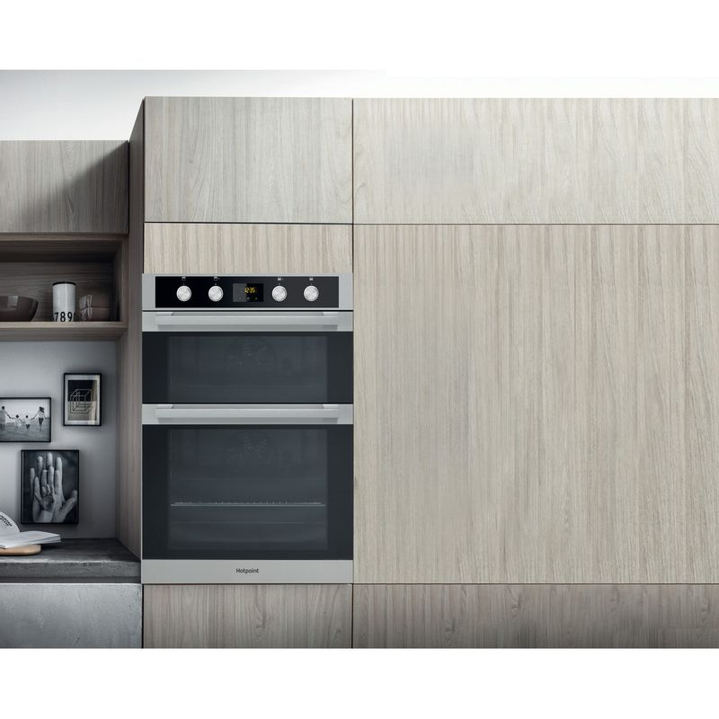 Hotpoint-Double-oven-DKD5-841-J-C-IX-Inox-A-Lifestyle_Frontal