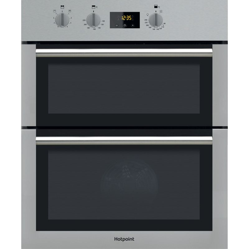 Hotpoint-Double-oven-DU4-541-IX-Inox-A-Frontal