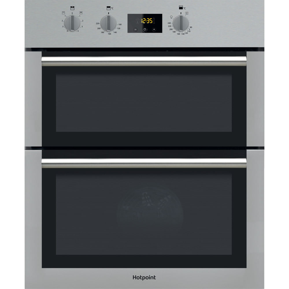 Hotpoint Built in double oven DU4 541 IX : discover the specifications of our home appliances and bring the innovation into your house and family.