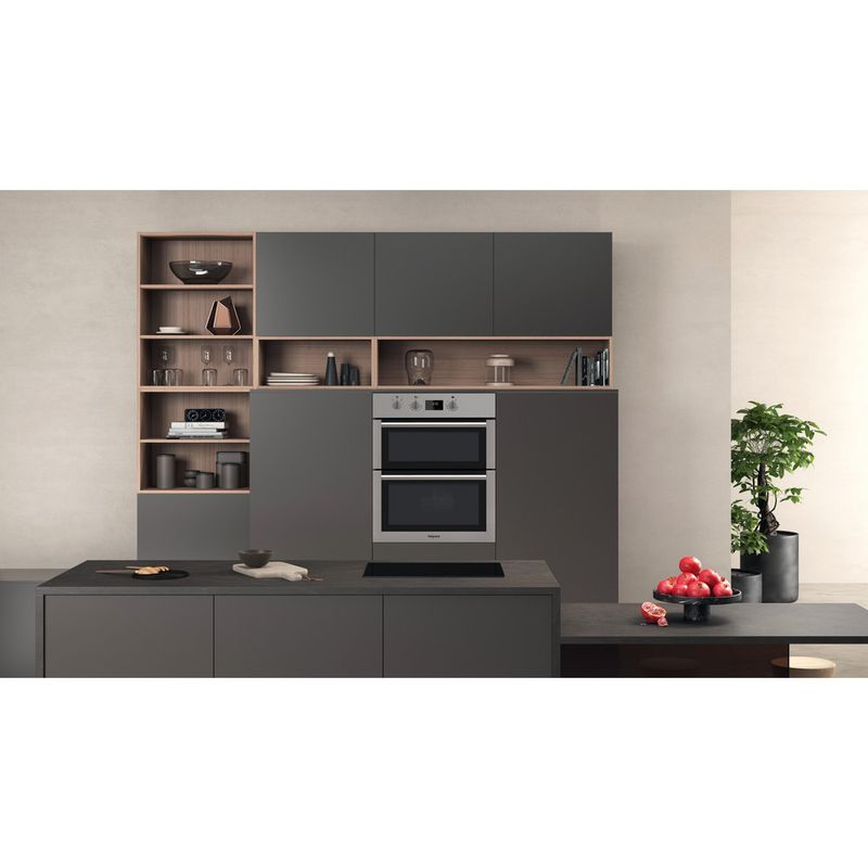 Hotpoint-Double-oven-DU4-541-IX-Inox-A-Lifestyle_Frontal