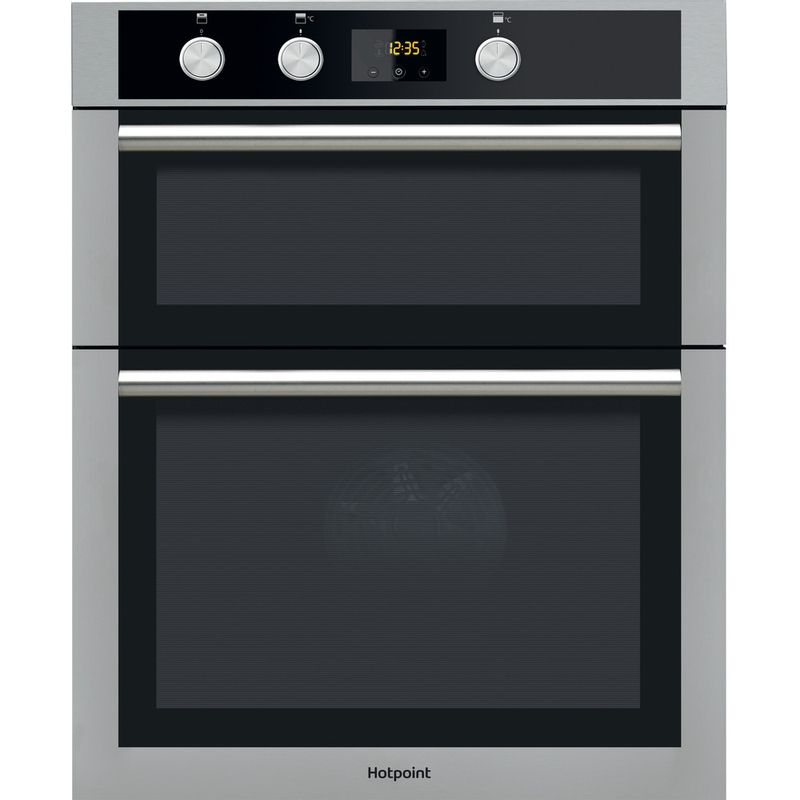 Hotpoint-Double-oven-DD4-544-J-IX-Inox-A-Frontal
