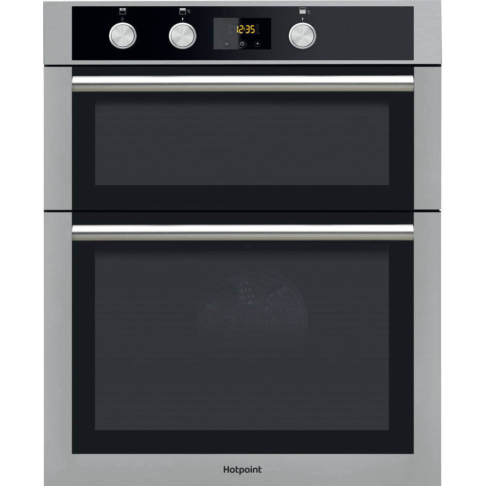 Hotpoint Built in double oven DD4 544 J IX : discover the specifications of our home appliances and bring the innovation into your house and family.