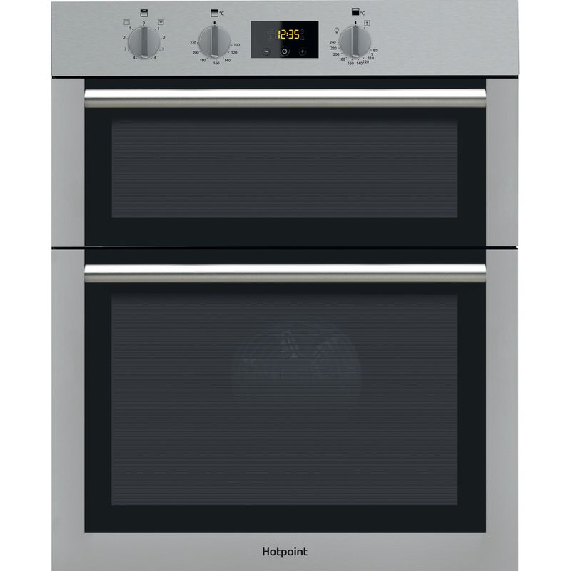 Hotpoint-Double-oven-DD4-541-IX-Inox-A-Frontal