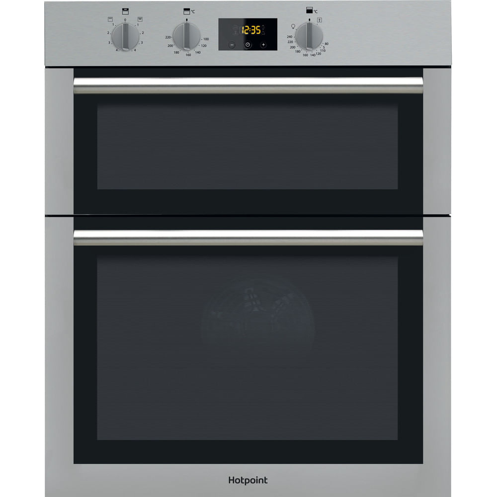 Hotpoint Built in double oven DD4 541 IX : discover the specifications of our home appliances and bring the innovation into your house and family.