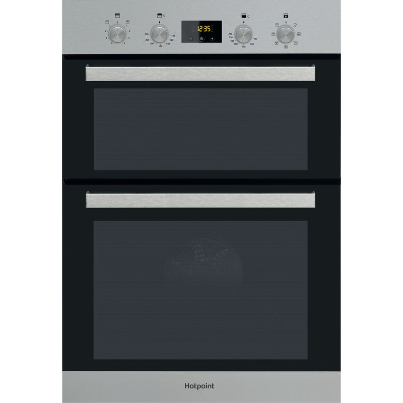 Hotpoint-Double-oven-DKD3-841-IX-Inox-A-Frontal