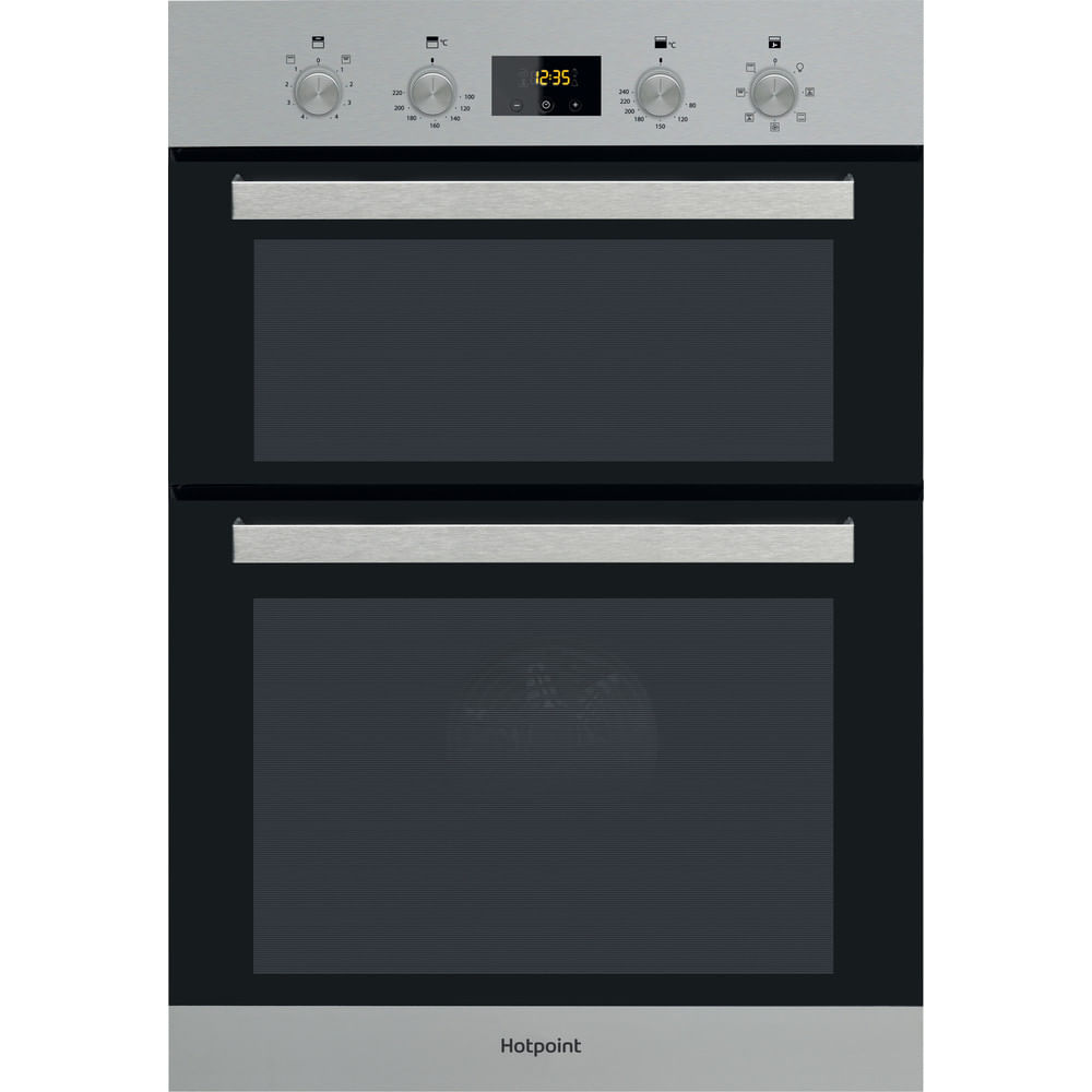 Hotpoint Built in double oven DKD3 841 IX : discover the specifications of our home appliances and bring the innovation into your house and family.