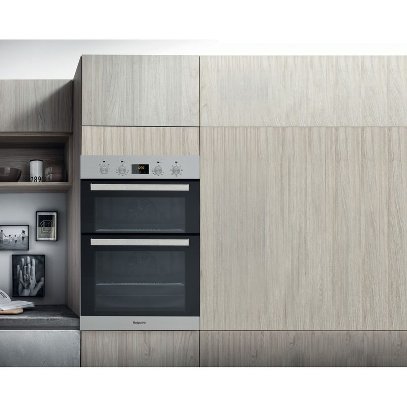 Hotpoint-Double-oven-DKD3-841-IX-Inox-A-Lifestyle_Frontal